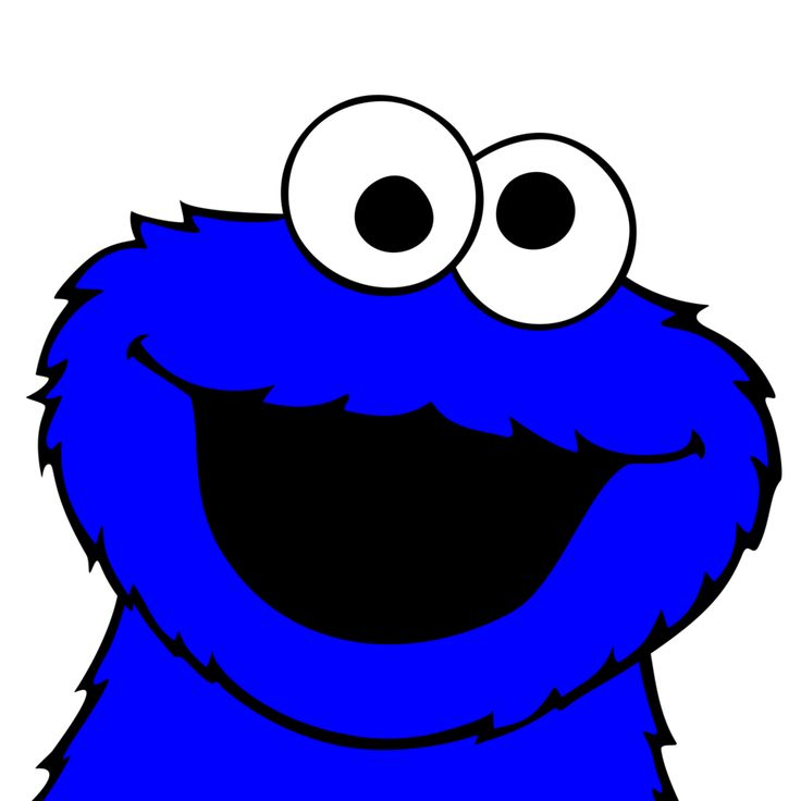Cookie Monster clipart coloring page Images ~plzexplode Cookie 12 on