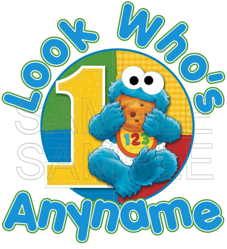 Cookie Monster clipart happy As Sesame Baby Street As