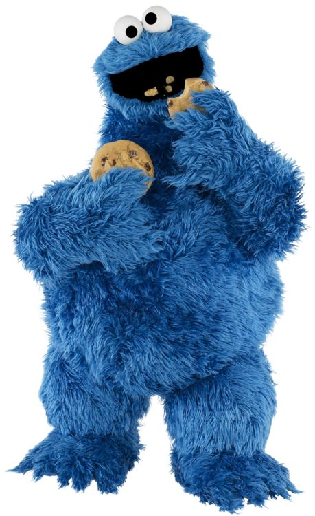 Cookie Monster clipart transparent Art about com Cookie on