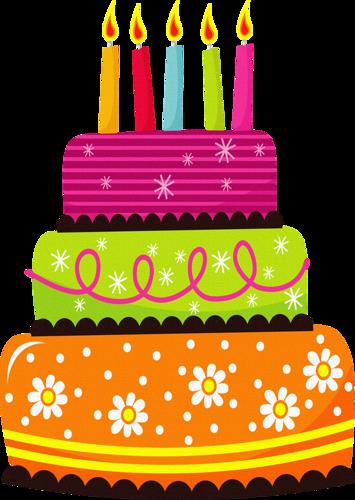 Birthday clipart birthday cake Cumpleaños 2  clipart Clip