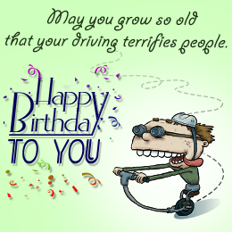 Birthday clipart funny Card Printable Birthday  and