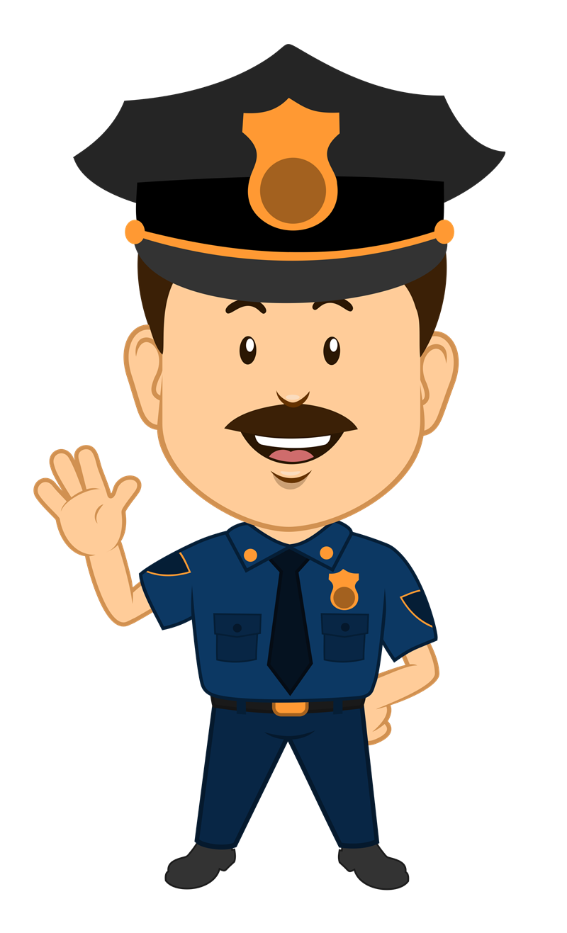 Firefighter clipart police officer Cop Clipart Savoronmorehead Clipart Savoronmorehead