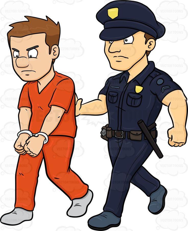 Futuristic clipart policeman #4