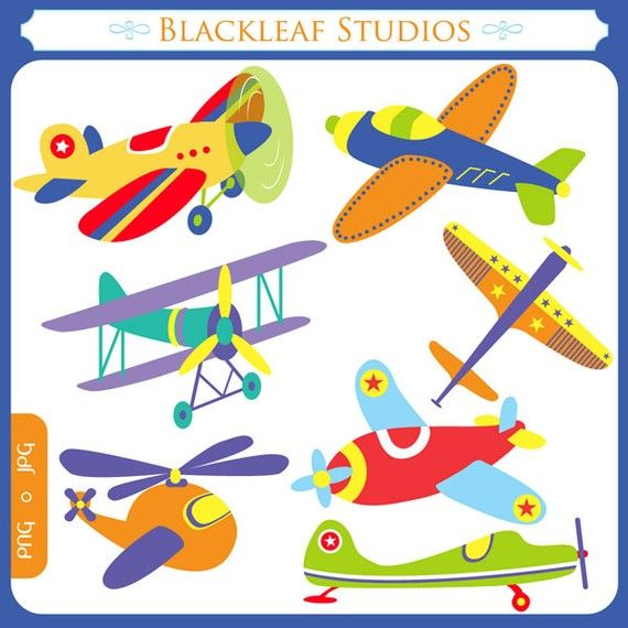 Aviation clipart toy plane On aircrafts boys Clipart Clip