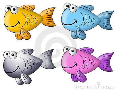 Yogurt clipart animated Clip Fish  Clip Royalty