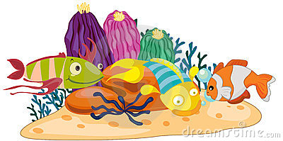 Reef clipart Coral Reef Clipart Reef Savoronmorehead