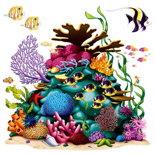 Coral Reef clipart Clipartix Coral reef Coral reef