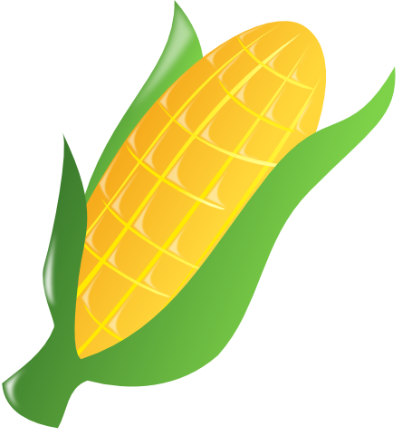 Vegetable clipart corn Clipart Free Free Panda Art