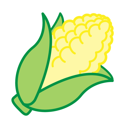 Corn clipart Or We can back Public