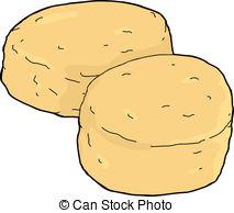 Cornbird clipart  Pair Cornbread Stock biscuits