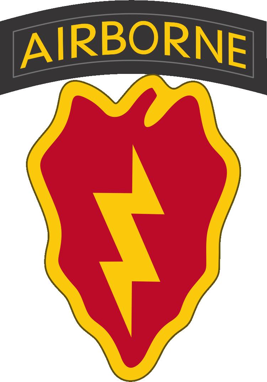 Cornol clipart airborne Combat Wikipedia (Airborne) 25th 4th
