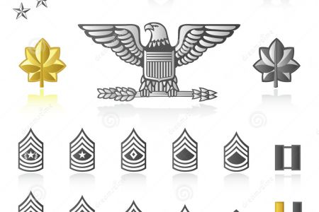 Cornol clipart insignia Clipart Art icons rank army