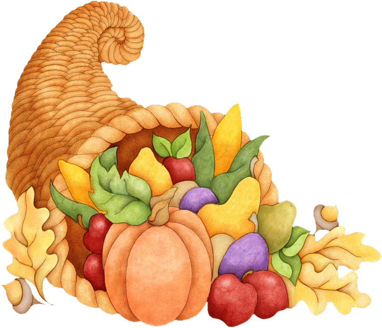 Harvest clipart church 2 free of art cornucopia
