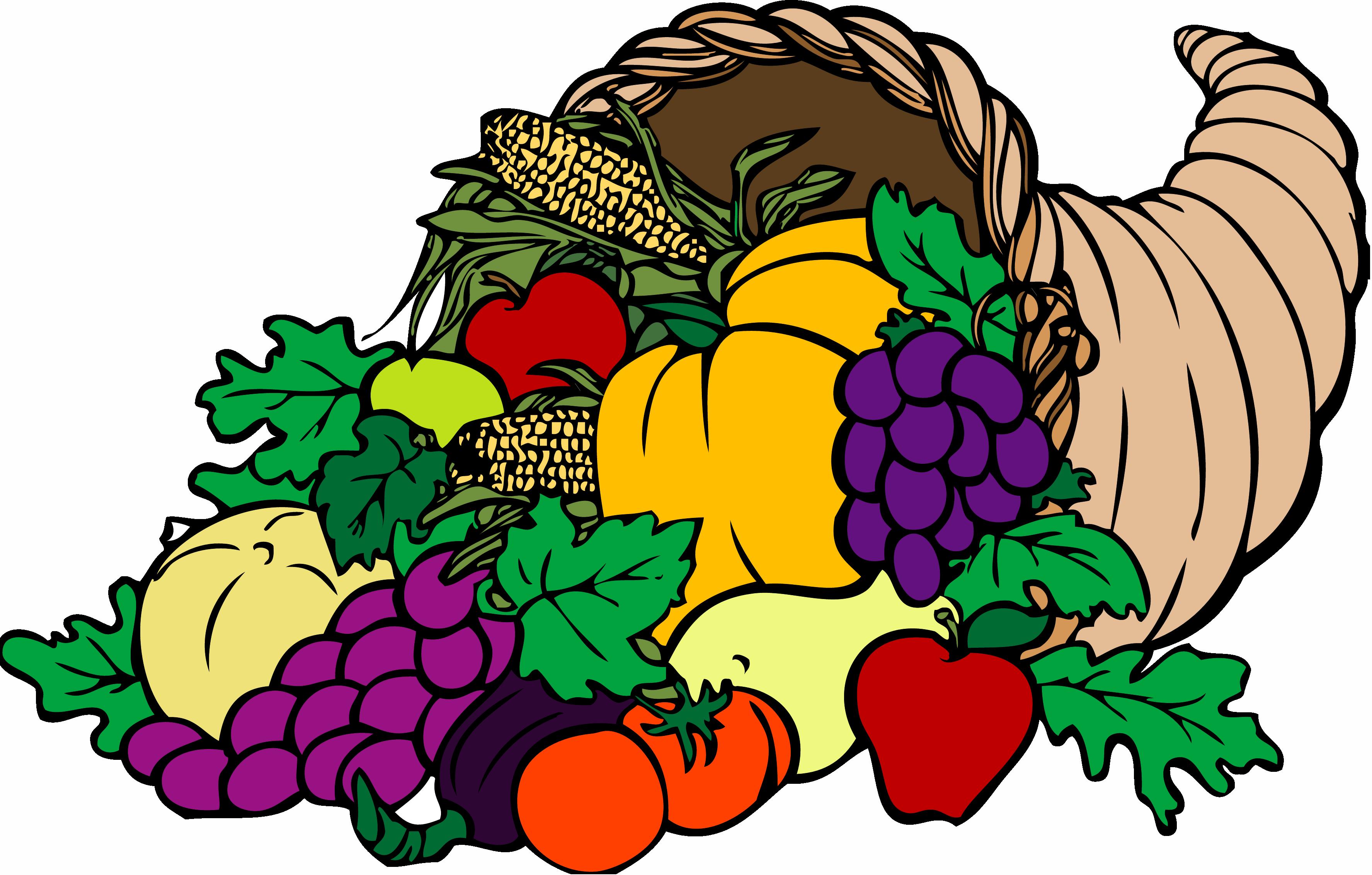Harvest clipart art Clip Images Clip Cornucopia Art