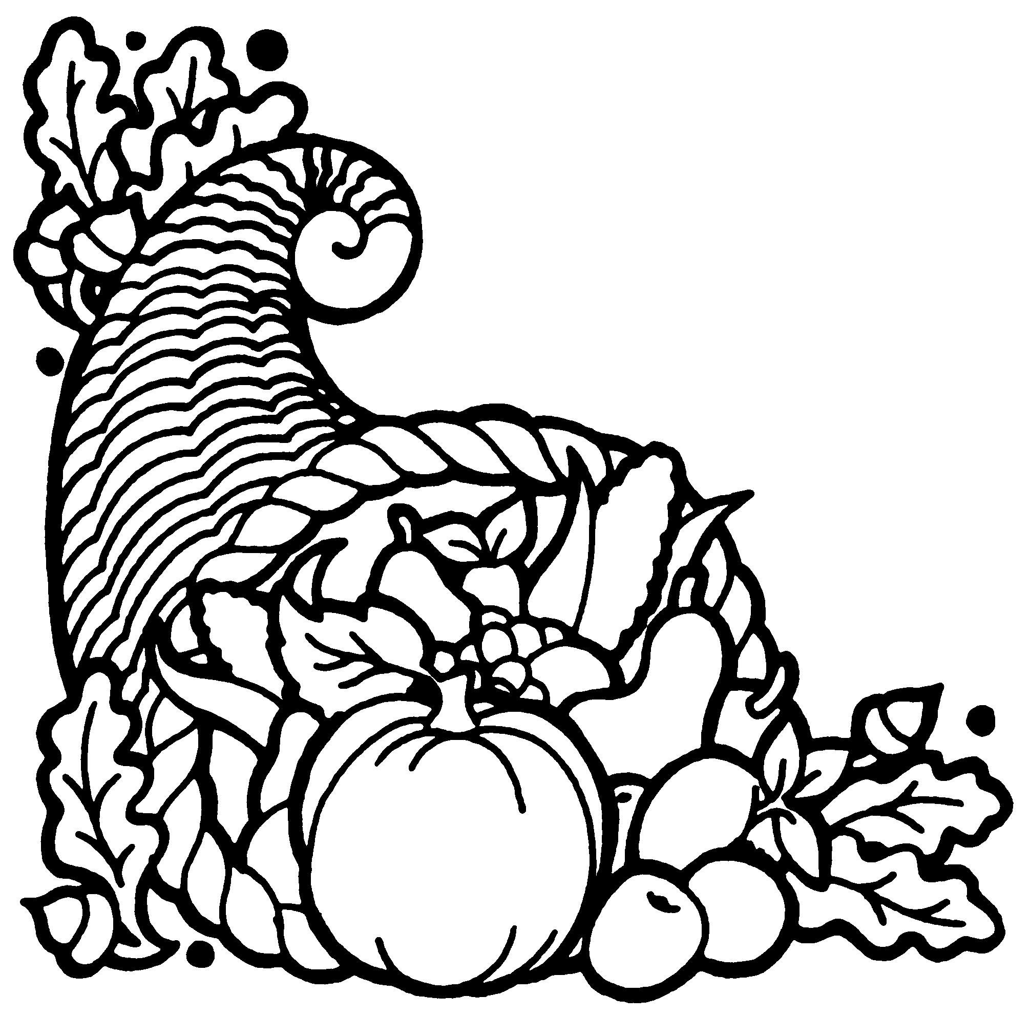 Cornucopia clipart cranberry From Birthday Tooth Easter Bunny