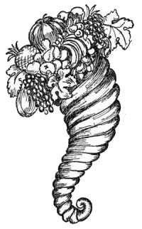 Cornucopia clipart demeter Flowers Sabbats of  Wiccan