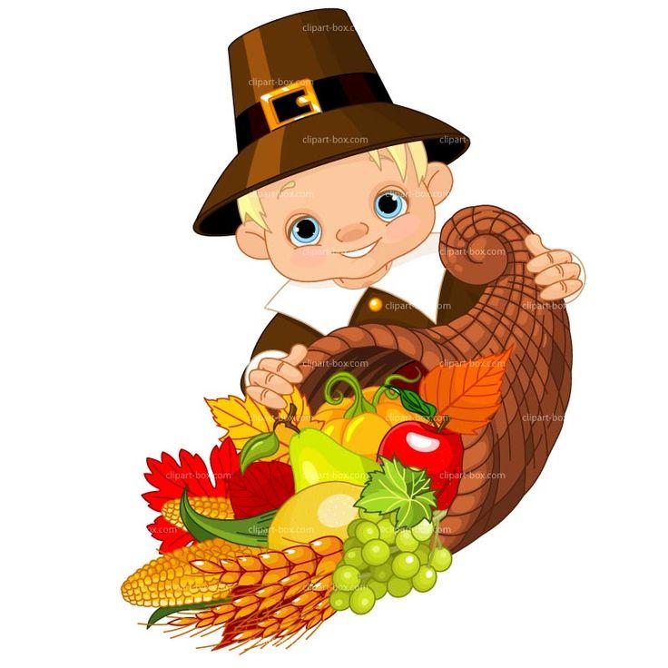 Cornucopia clipart fair Best vector free Thanksgiving Royalty