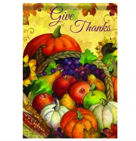 Cornucopia clipart give thanks And HubPages Thanksgiving Pictures Give