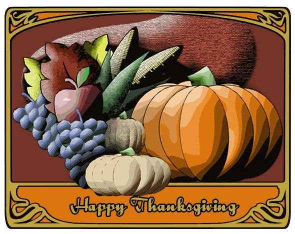 Cornucopia clipart lot food All are the best images