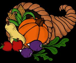 Cornucopia clipart thanksgiving 2013 Us download Unique Thanksgiving Cornucopia