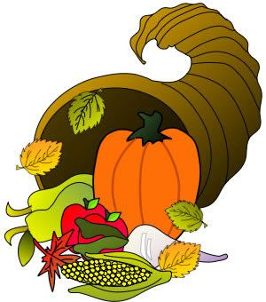 Cornucopia clipart thanksgiving 2013 Pinterest Harvest & Fall fesitval