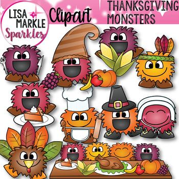 Cornucopia clipart thanksgiving plate Monsters Best about  Happy