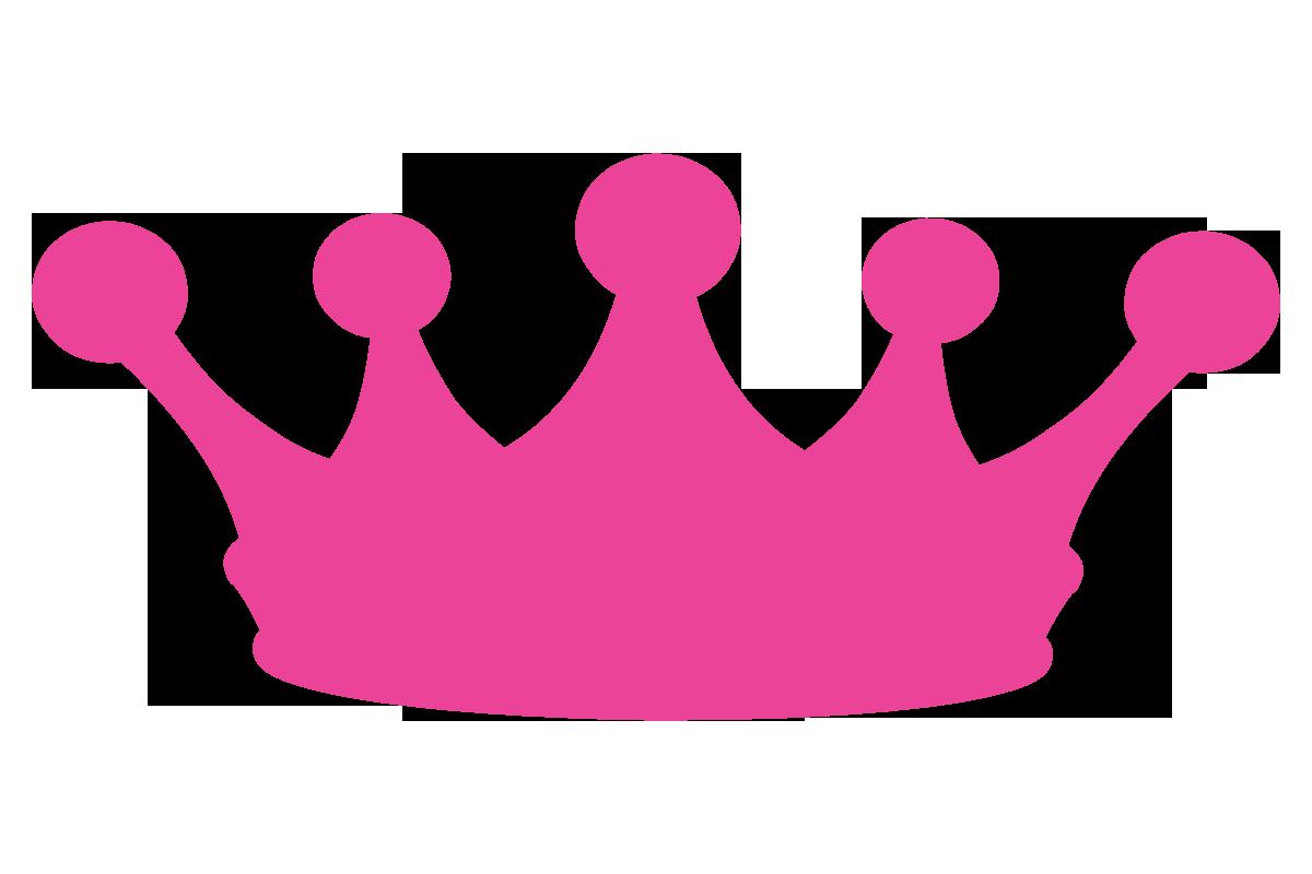 Blur clipart princess crown Art  Clip Crown on