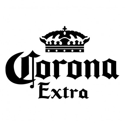 Corona Extra clipart Vector Logo free vector Corona