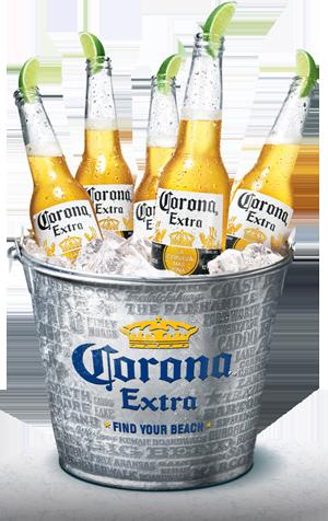 Bud Light clipart beer bucket Mister Tramps Corona Beers Extra