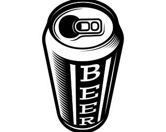Energy Drink clipart beer can #10