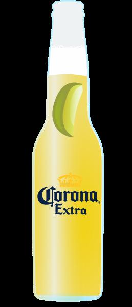 Corona clipart Corona Beer Clipart Vector Download image as: Bottle
