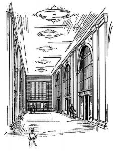 Corridore clipart Clip Clipart Art Corridor Download
