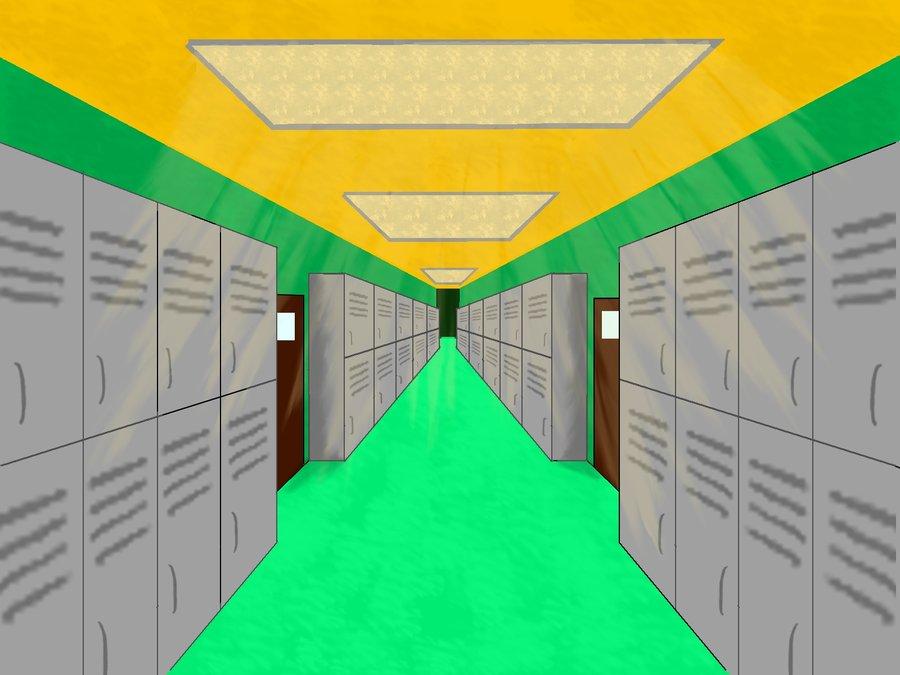 Corridor clipart classroom Clipart Hallway Cliparts hallway Cliparts