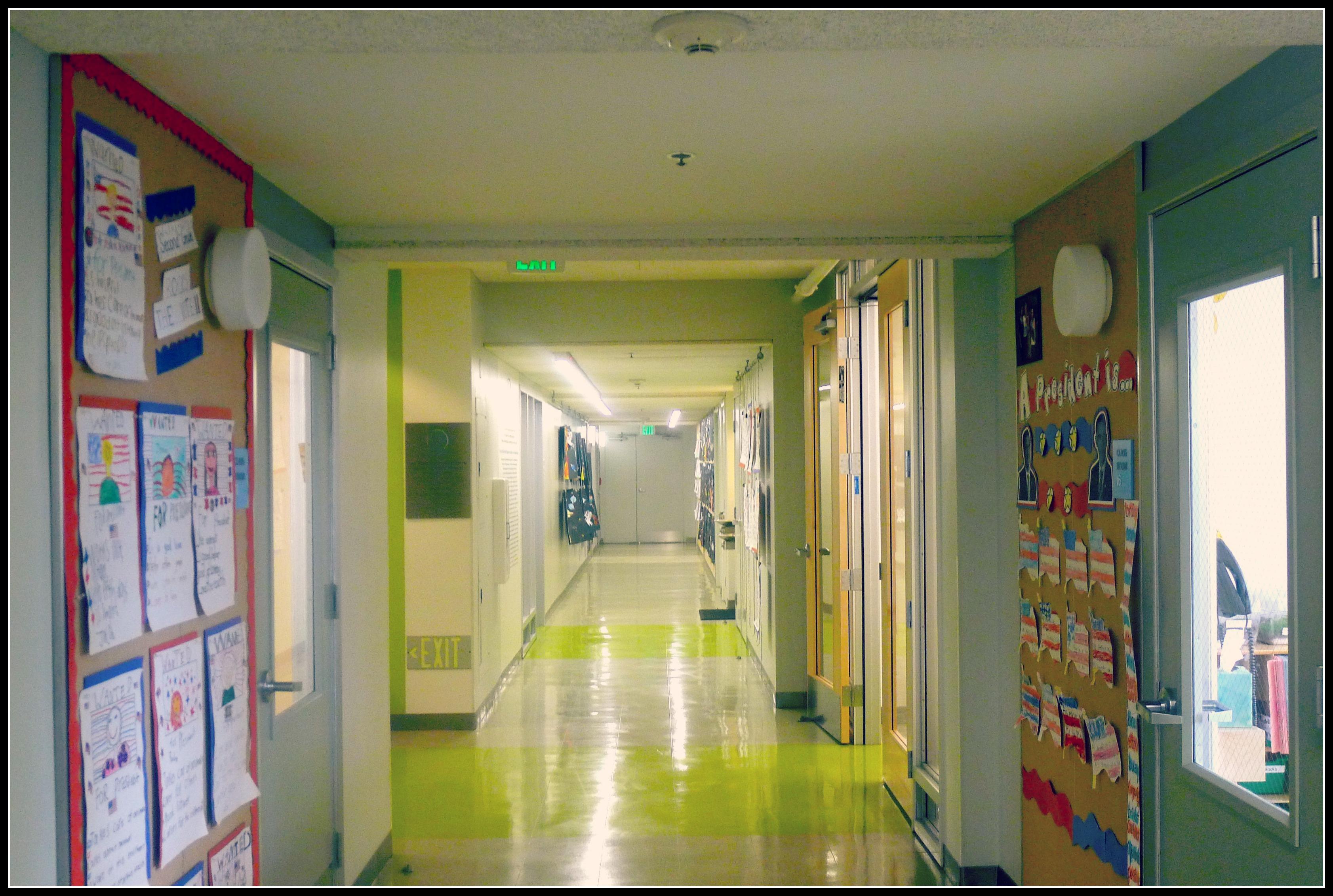 Corridor clipart kindergarten Beyond Brochure The Jewish education