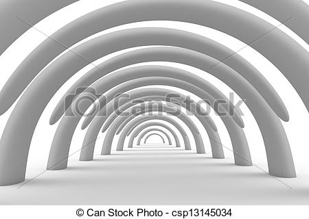 Corridor clipart perspective  Drawings perspective Corridor of