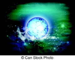 Cosmic clipart small explosion Bright design mysterious Wallpaper texture