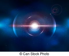 Cosmic clipart space explosion Of burst Space Vector Clip
