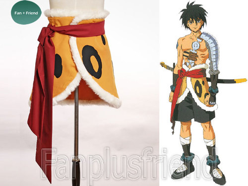 Cosplay clipart anime Van Gothic Trench Escaflowne Fur
