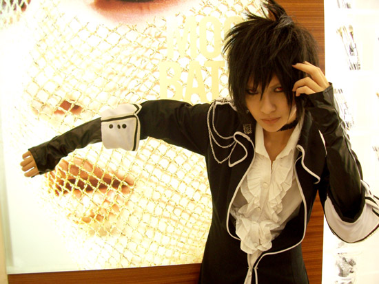 Cosplay clipart emo Is Cosplay me taken by
