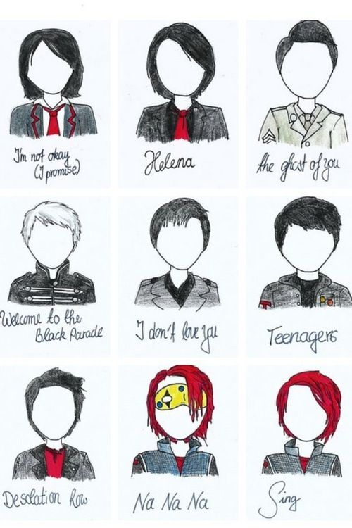 Cosplay clipart emo Pinterest about and best Cosplay