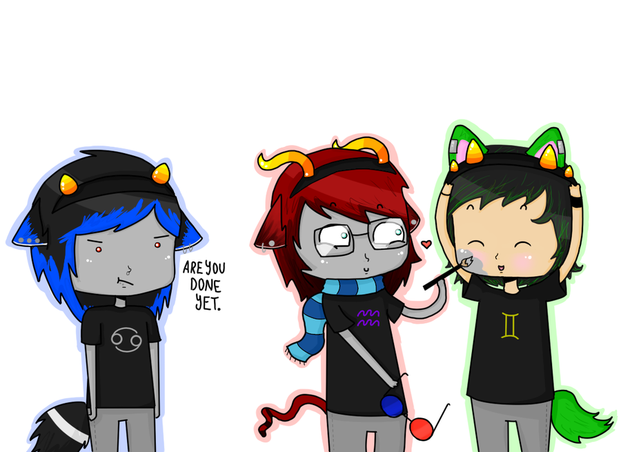 Cosplay clipart homestuck Cosplay! Boys on Kawaii DeviantArt