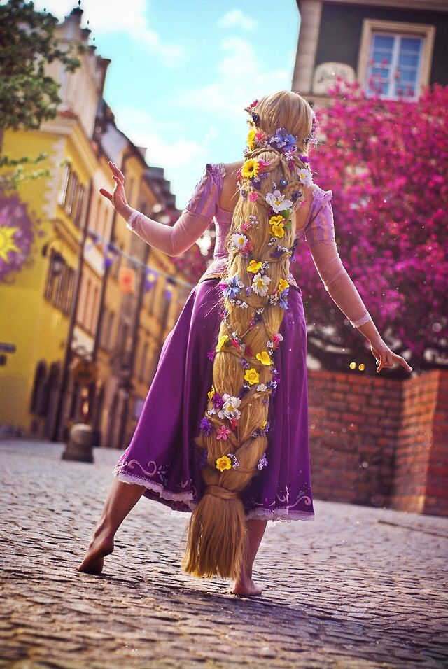 Cosplay clipart rapunzel tumblr #9