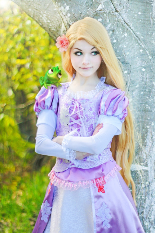 Cosplay clipart rapunzel tumblr #3