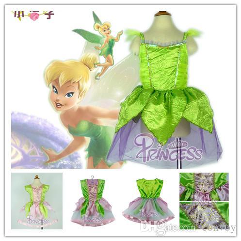 Cosplay clipart tinker Dress Girls Fairy Princess dress