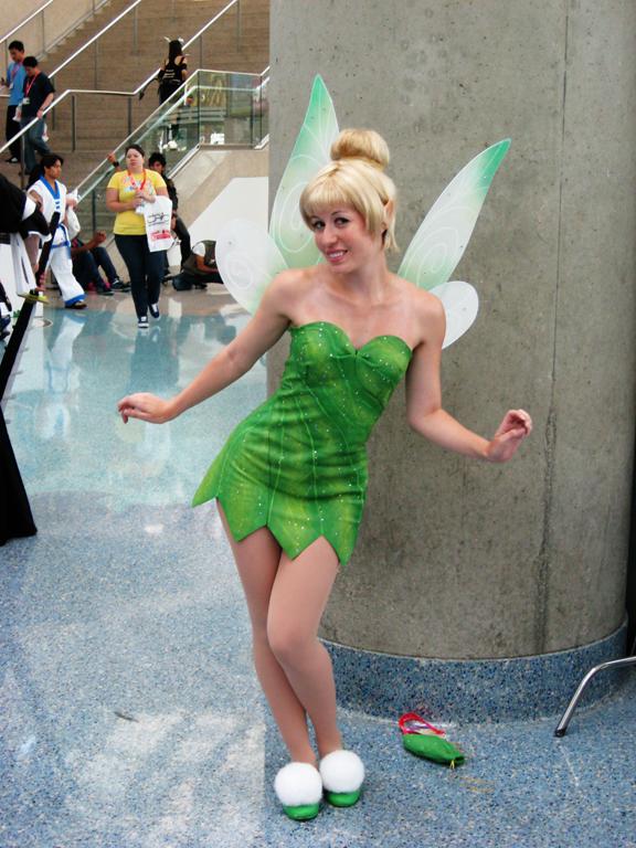 Cosplay clipart tinker  Tinkerbell Disney Princess Princess
