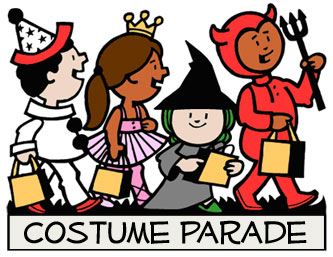 Costume clipart book character #5