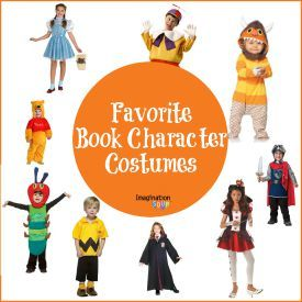 Costume clipart book character #9