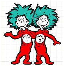 Costume clipart book character #3