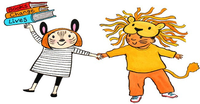 Costume clipart book character #14