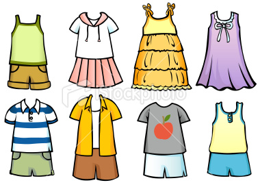 Boy clipart clothes Clipart summer  ClipartMonk Free